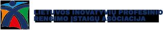 Lietuvos inovatyvių profesinio rengimo įstaigų asociacija Logo
